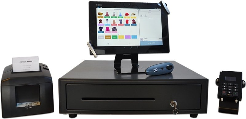 countr point of sale full kit hardware