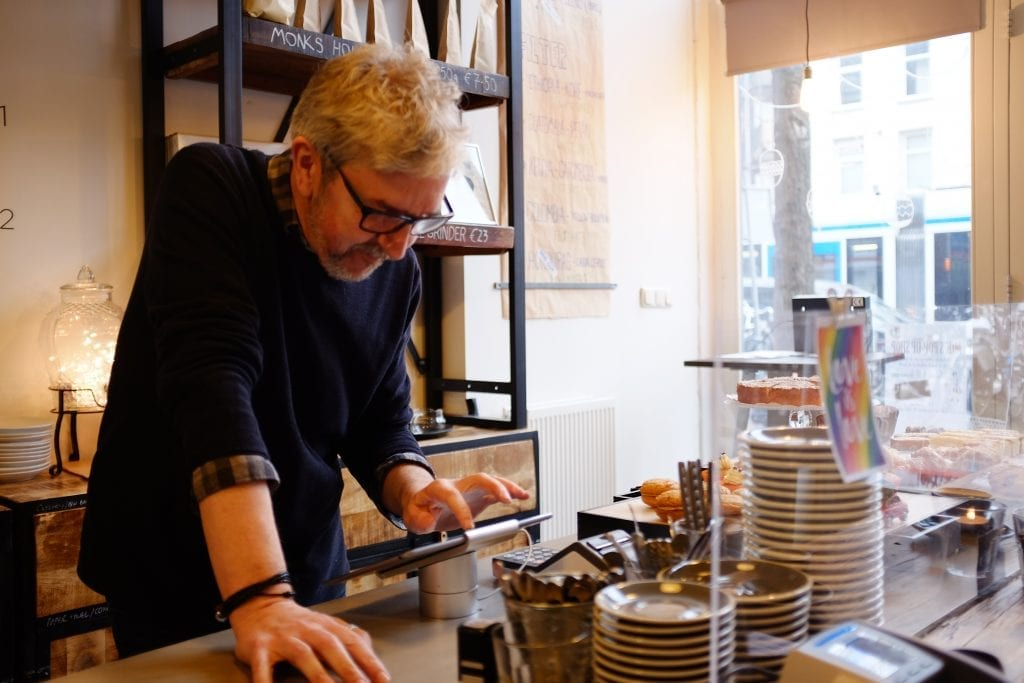 Monks Coffee Roasters is using Countr POS